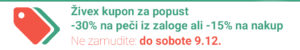 Pasica-Živex Miklavžev popust2